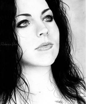 Amy Lee by R-becca