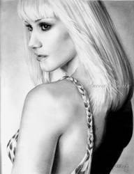 Gwen Stefani by R-becca