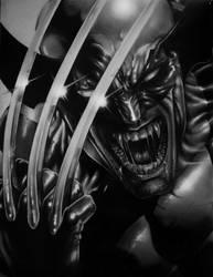 X-Men: Wolverine by R-becca