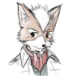 Fox by nejinoki
