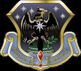 Cornerian Air Force emblem (Star Fox SNES) by nejinoki