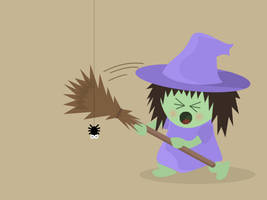 Halloweenies: Wiwichi by brenlez