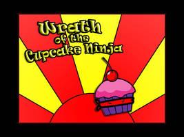 Wrath of the Cupcake Ninja by shardinite