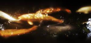 Illuminated luck by shardinite