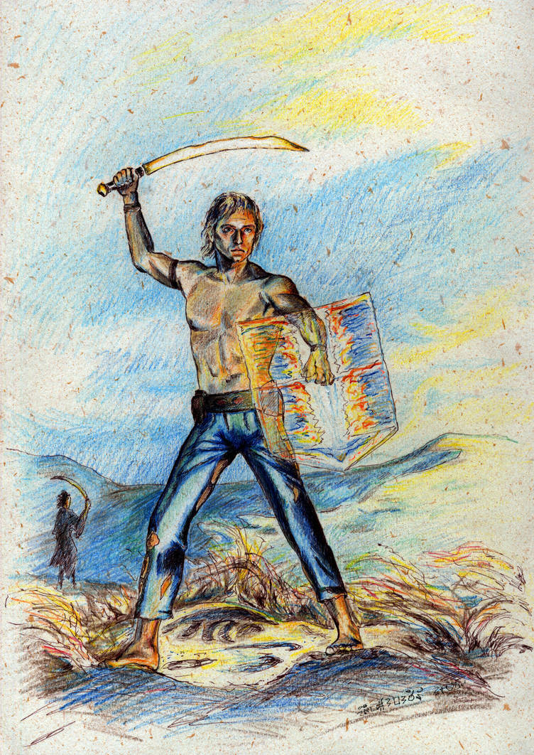 Defender by linandara