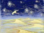 Dunes and Stars by linandara