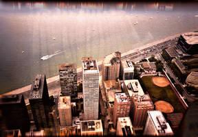 City 864 by linandara
