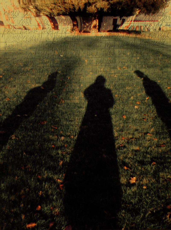 Three Shadows by linandara