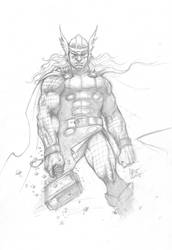 THOR by mangolang