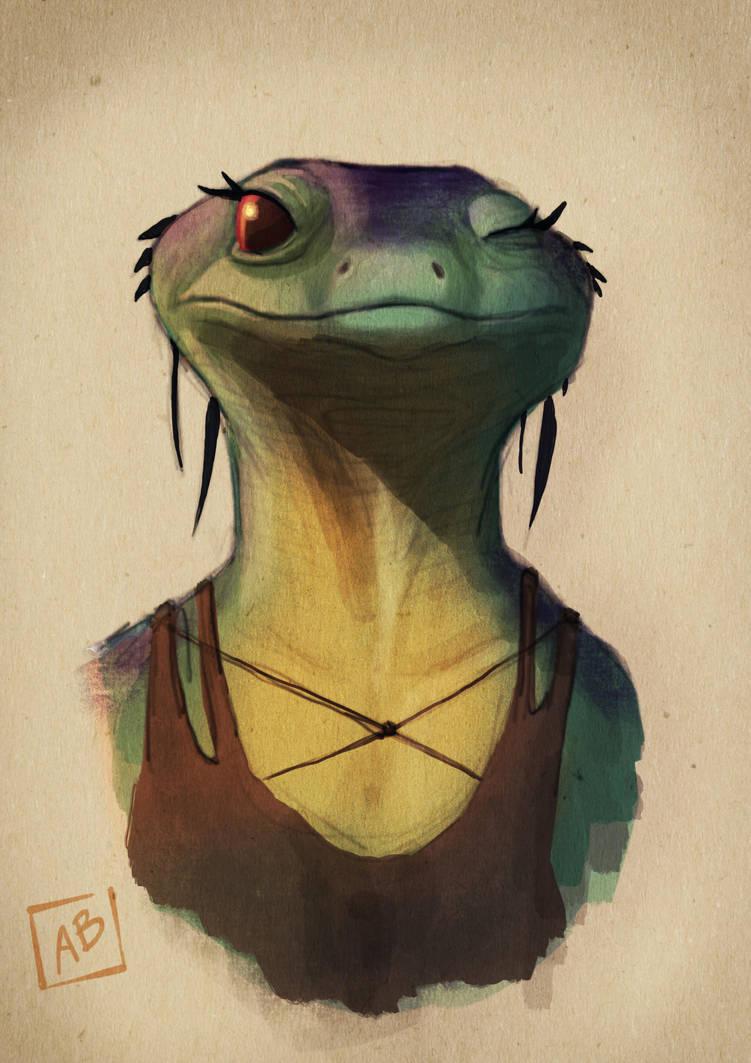 Fisgado pela pesca Reptile_alien_concept_by_austinbatchelor_daec27y-pre