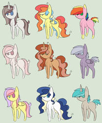 Mlp Adopts -Open- 6/9 by NovaShield