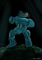 Robot. by KrokoZero