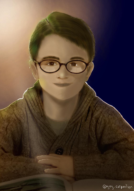 My son. by KrokoZero