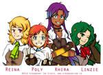 KPLR - Friendship_DONE by PongIsIT
