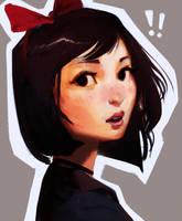 Kiki by samuelyounart
