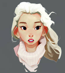 Taeyeon by samuelyounart