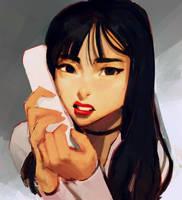Nayeon2 by samuelyounart