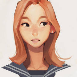 Mina by samuelyounart