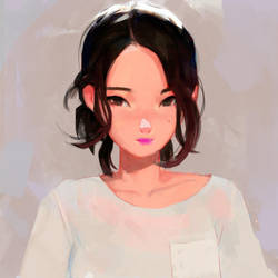 IU by samuelyounart