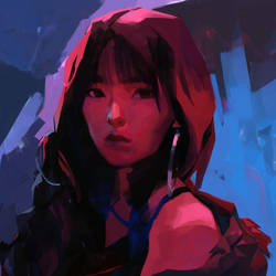Irene by samuelyounart