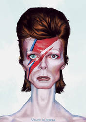 Bowie by TimVithor