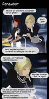 Mass Effect Comic 'Paramour' by Badspot