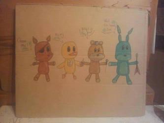 Fnaf - ToyShop by PsykopathBarthory