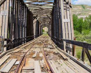 Abandonded Tracks by Tolyk