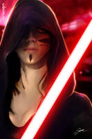 Come to the Dark Side by Sabrine