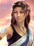 Fang - Final Fantasy 13 by Sabrine