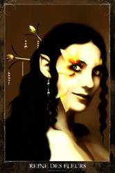 Reine des Fleurs by Sabrine