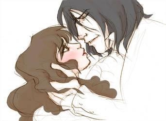 Ready for my Kiss by usagistu