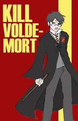Kill Voldemort by usagistu