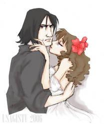 Give Me A Kiss by usagistu