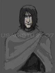 Snape by usagistu