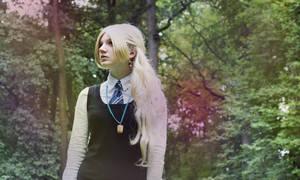 Luna Lovegood Cosplay by MusukoTyan