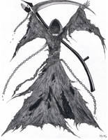 Reaper by BlackIronRose