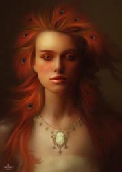 Fantasy Keira Knightley ver.2 by Vayne17