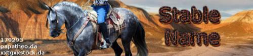 WesterngreyBanner-SET by elloisejorritsma