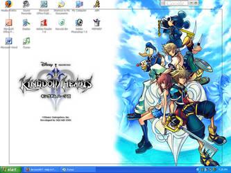 KH2 Desktop by Steebs