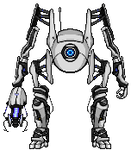 Atlas (portal 2) by birdman91