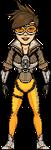 Tracer (overwatch) by birdman91