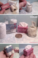Miniature: Tissues collection by fiat500S