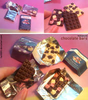 Miniature: Chocolate bars by fiat500S