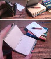 Miniature: Ring binder folder by fiat500S
