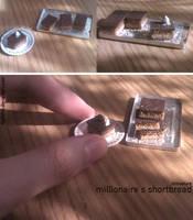 Miniature: Millionaire's Shortbread by fiat500S
