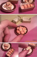 Miniature: Custard donuts by fiat500S