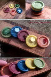 Miniature: Round plates by fiat500S