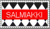 Stamp: SALMIAKKI by NyooNyoo
