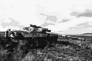 Tank-10637552 by AkerrarenAdarrak